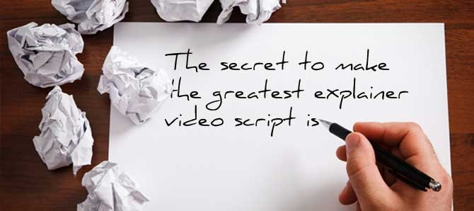 5 Steps to Write Killer Explainer Video